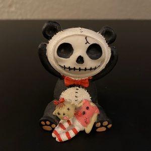 "💕3/$25 3"" PandaBear FurryBone figurine"